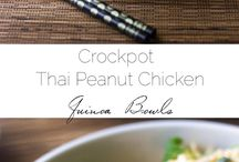 Thai Recipes / by Nicole Livingston