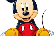 Disney character's