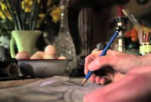 Videos About Art-Making / by Elaine Muller