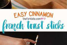 easy cinamon sticks