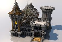 Minecraft Best builds
