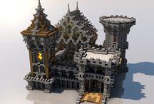 Minecraft Best builds