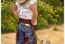 Country Girl  / by Melody Hayden