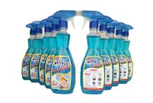 CLEANMAX GLASS & HOUSEHOLD CLEANER (Cleanmaxindia.com) / CLEANMAX GLASS & HOUSEHOLD CLEANER (cleanmaxindia.com) IMPORTANCE For house-hold cleaning purpose, removes dirt and keeps the surface clean and sparkle and germ free.  Usage         General all-purpose house-hold cleaner for glass panels, windows, doors,   furniture, automobile wash, house-items [electrical and electronic gadgets] etc. with disinfectant.  Company Name :       SHAH INDUSTRIES      Mail ID      :        cleanmaxindia@gmail.com 9092033180