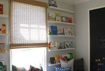 Playrooms and Kid Spaces / by Kristen Cascio
