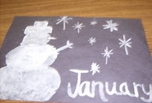 January / by Mary Amoson