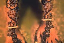 my mendhi (henna)