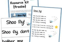 teaching: nursery rhymes / by A to Z Teacher Stuff