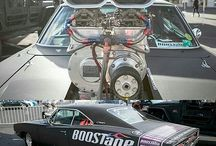 Muscle Cars / For those who love muscle cars