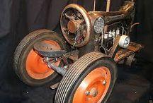 symaskin tractor