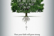 growing in him