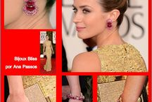 Red Carpet Jewelry / My work as a blogger