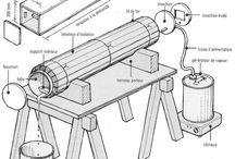 technique de bois