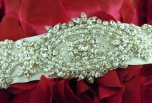 Sashes/Belts / A beautiful addition to your wedding dress