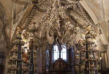 csont templomok