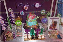 CAKES Y AMBIENTACIONES