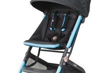 gb Qbit LTE Travel Stroller / Keep your little passenger comfy on the go with the gb Qbit Stroller, which features a full-size, reclining seat and a compact design that allows it to fit behind most vehicle seats. The stroller's expandable canopy offers protection from the sun, and the integrated carry bag helps keep it safe during transport. The stroller folds easily with one hand.