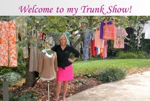 SPIN trunk show ideas  / by Kambrie Kriegshauser