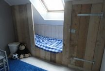 Slaapkamer Eden of Jules