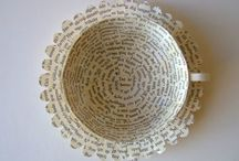 Library and Bookish Art