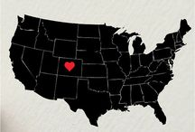 ❧ for the love of colorado ❧ / what's not to love?