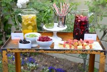 Garden Parties / Having a garden party? Here are a few ideas that you can't be without!  outdoorlivingplanet.com