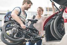 Vélo pliant électrique Vektron moteur central Bosch