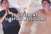 25 different positions of slepping.....