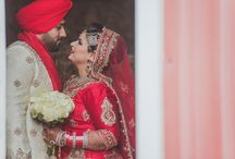 My Wedding! / Get inspired for traditional indian bridal look!