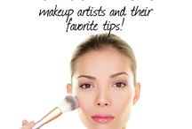 BEAUTY EXPERT TIPS & TRICKS / Celebrity beauty experts & makeup artists share their favorite products & tools! Find out their tricks of the trade to get professional results at home!