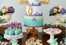 Mermaids birthday ideas