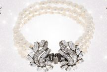 Bridal Sets /  Bridal Jewelry Sets for your wedding day. Different styles from Pearl Sets, Diamonds to Bridal Costume..  Add some Glamour to your wedding day