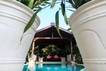 """CASA HELICONIA / It's """"Jungle Glam"""" at this intimate hideaway. This two bedroomed hotel set in the jungle is ideal for couples or a family seeking an experience in rural Sri Lanka, with the convenience of being 40km from the heart of Colombo and only 25km from the capital's airport, making it an ideal stay in a unique airport hotel in Sri Lanka. www.casa-heliconia.com"""