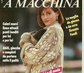 """Macchina Maglieria """" Riviste"""""""