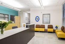 William H. Farquhar Middle School / Olney, Maryland. PRODUCTS: Virco, HON, Global, Invincible, JSI, Russwood, Library Furniture, Smith Systems, Classroom Furniture, Allsteel.