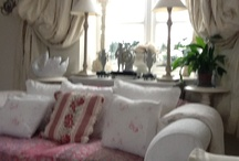 Interiors / French, Gustavian,modern and predominantly white