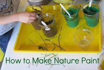 Preschool Nature / by Lindsey Meyer