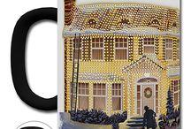 Mugs and Mugs / by Dino Knitty