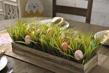 Wielkanoc dekoracje