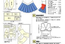 Sailormoon stuffs (DIY costumes)