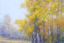 KATHLEEN MCDONNELL pastels