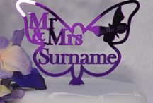 Classic Butterfly Wedding Theme Ideas Personalised Decorations