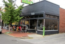 Cool Coffee Shops In Nashville / by Mullins Realty Group