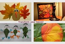 Fall School Crafties
