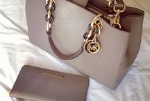 Handbags. / Michael Kors, Louis Vuitton etc.