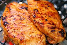 Grilled dish