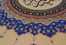 Turkish Illumination and miniature art