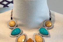 Necklaces/Bracelets/Earrings