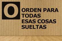 Orden para todas esas cosas sueltas / Cachivaches, trastos y todas esas cosas sueltas estarán a salvo del desorden aprovechando cada rincón de tu hogar. / by IKEA España