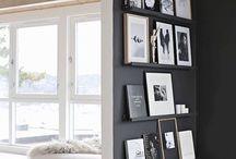 Black Interior Decor